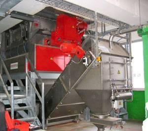 Dinnissen Hygienic Compact Containment system