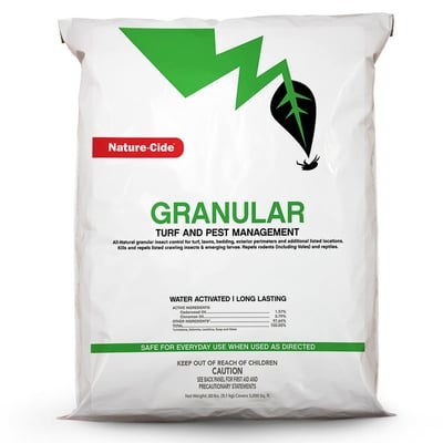 Nature-Cide Granular Turf & Pest Management natural insect control