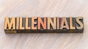 What drives millennials in the workplace?