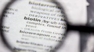 Practical considerations about biotin in broiler premixes